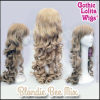 Spiral Lolita Collection ~ Blondie Bee Mix