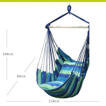 Small batch customer customized hanging hammock swing chair outdoor