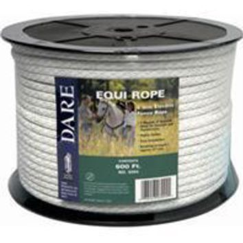 Dare Products Inc       P - Poly Equi-rope