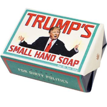 Trump's Small Hand Soap