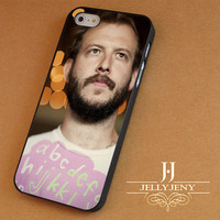 Bon Iver Lindsey Holmes iPhone 4 5 5c 6 Plus Case | iPod 4 5 Case