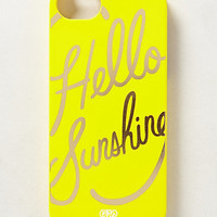 Hello Sunshine iPhone 5 Case