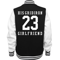 Gridiron Girlfriend Coat: Mom Means Business
