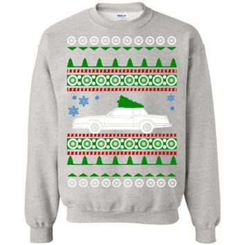 Chevy Monte Carlo SS 1987 Ugly Christmas Sweater