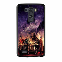 Supernatural Painting Art LG G3 Case
