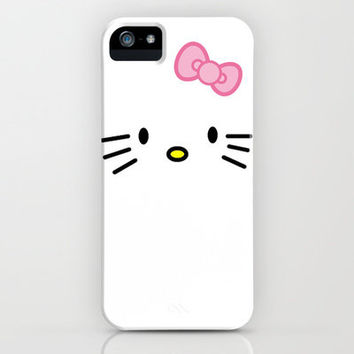 HELLO KITTY iPhone & iPod Case by nataliesales