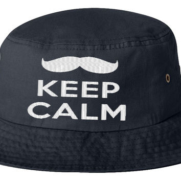 keep cal bucket hat