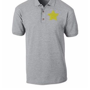 BIG STAR EMBROIDERY HAT - Polo Shirt
