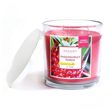 SONOMA life + style 14-oz. Passion Fruit Punch Jar Candle (Passionfr)