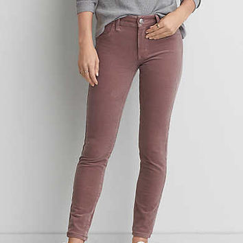 AEO Cord X4 Jegging , Lavender