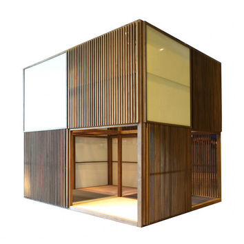 Japanese tea house - Architectural systems by Deesawat | Architonic