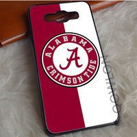 Alabama Crimson Tide Samsung Galaxy J7 Case