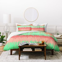 Rebecca Allen The Melting Point Duvet Cover