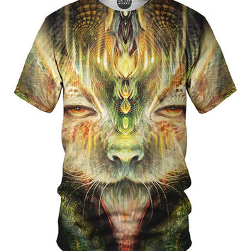Luminous Trance Tee