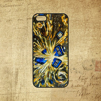 Iphone 5s case, iphone 5c case, Doctor Who,Tardis Starry Night,iphone 4S,iphone 5 case ,samsung galaxy s3 case,galaxy s4 case,samsung note 2