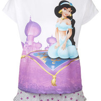 Disney Jasmine Pyjama Set - Purple
