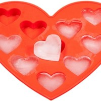 Trademark Innovations Heart Ice Cube Maker