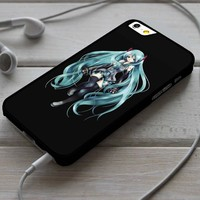 Vocaloid Miku Hatsune iPhone 4/4s 5 5s 5c 6 6plus 7 Case