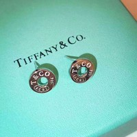 Tiffany & Co. Sterling Silver Earrings