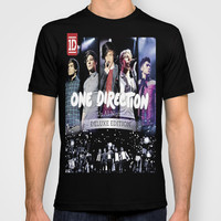 one direction 1d up all night tour T-shirt by tepras | Society6