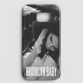 Lana Del Rey Born To Die The Paradise Edition Samsung Galaxy Note 8 Case