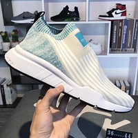ADIDAS EQT Running cushion ADV PK Woman Men Fashion Running Sneakers Sport Shoes
