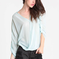 Spoiled Rad Mint Top - $35.00 : ThreadSence.com, Your Spot For Indie Clothing & Indie Urban Culture