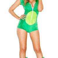 Sexy Thieving Grinch Romper
