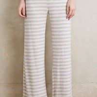 Puella Striped Wide-Leg Loungers