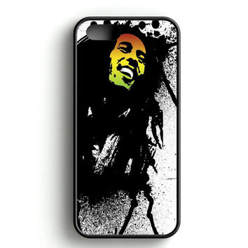 Abstract Bob Marley iPhone 4s iPhone 5s iPhone 5c iPhone SE iPhone 6|6s iPhone 6|6s Plus Case