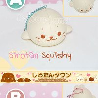 Sirotan Seal Squishy Key Chain