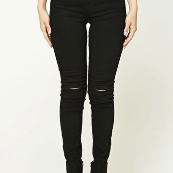 Contemporary Skinny Jeans