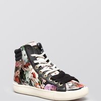 Ted Baker Lace Up High Top Sneakers - Merip 2