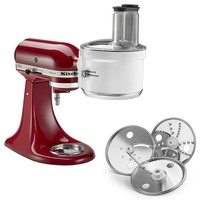 KitchenAid KSM1FPA Food Processor Attachment (White)