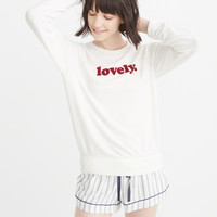 Womens Cozy Pullover   Womens New Arrivals   Abercrombie.com