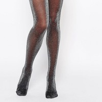 Pretty Polly Sheer Lurex Tights at asos.com