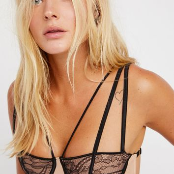 Free People Huntera Cupper Bra