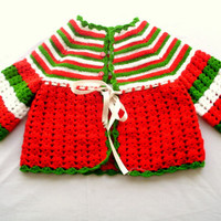 Baby cardigan jacket, sweater for infant