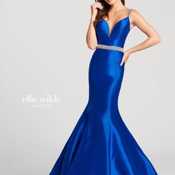 Ellie Wilde EW118084- Royal Blue