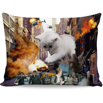ROPC Rampage Cat Pillow Case