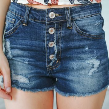 Santa Maria Denim Shorts