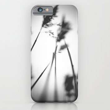 Anticipation - BW iPhone & iPod Case by HappyMelvin Protanopia