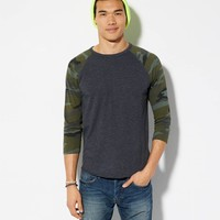 AEO Men's Baseball T-shirt