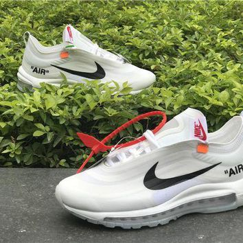 DCCK Nike Air Max 97 Off White