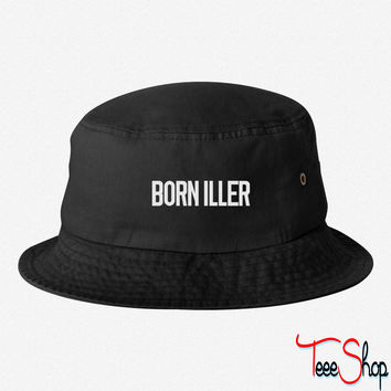 BORN ILLER 5 bucket hat