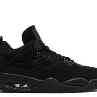 "AIR JORDAN 4 RETRO ""BLACK CAT""BASKETBALL SNEAKER"