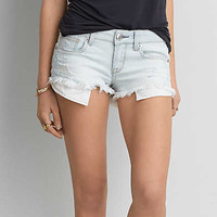AEO Super Low Shortie, Medium Heather