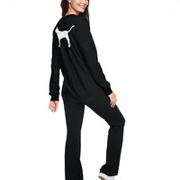 Long Sleeve Campus Tee - Victoria's Secret