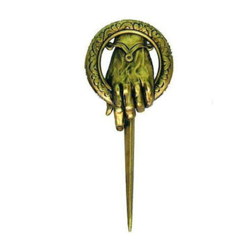 Game of Thrones Hand of the King Lapel