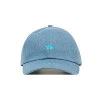 Nah Denim Cap - Shop Jeen - powered by Hingeto